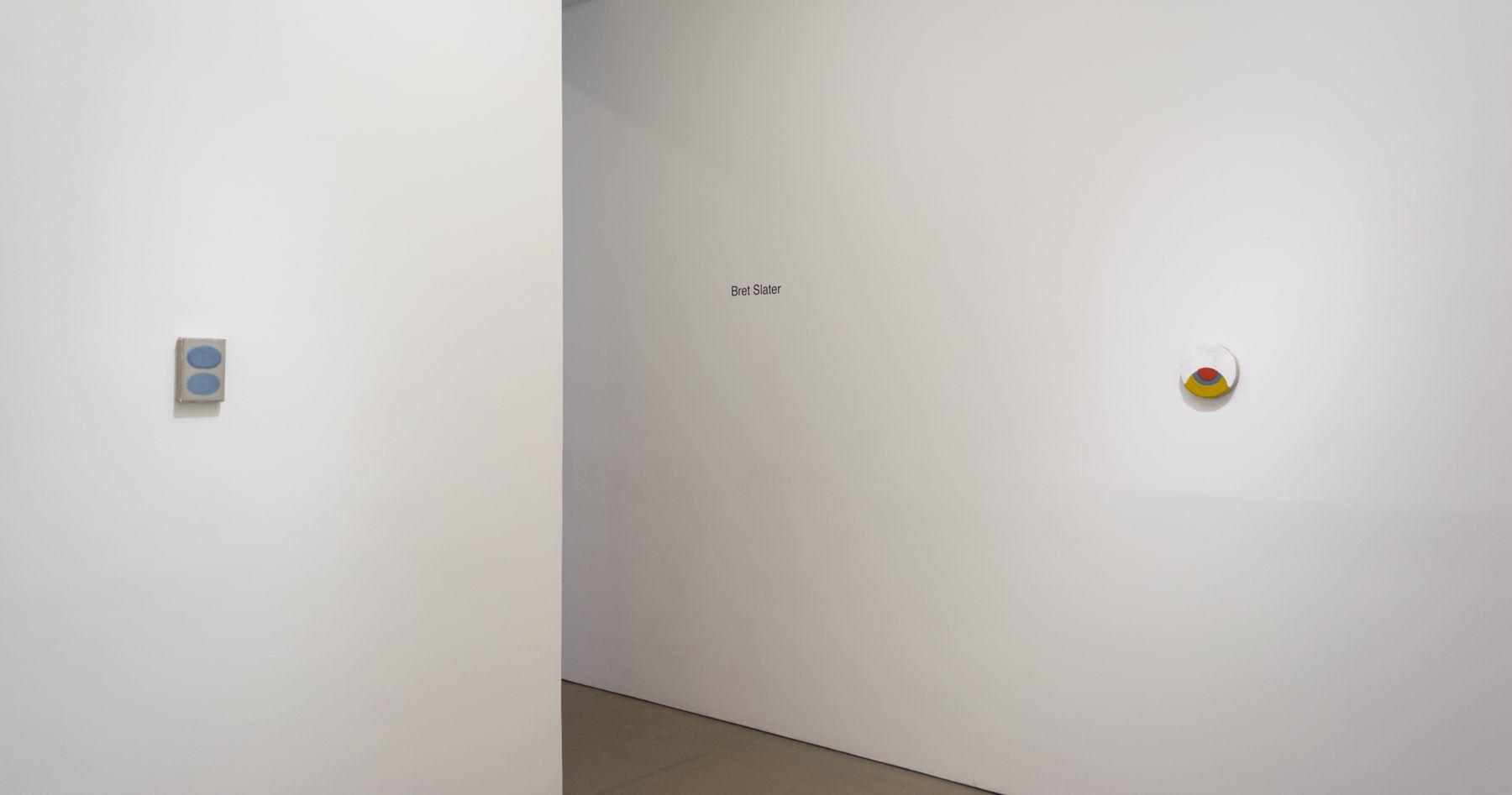 Bret Slater, (installation view)