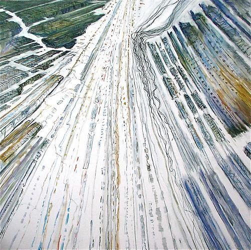 Judith Belzer, Through Lines #27 (2011)