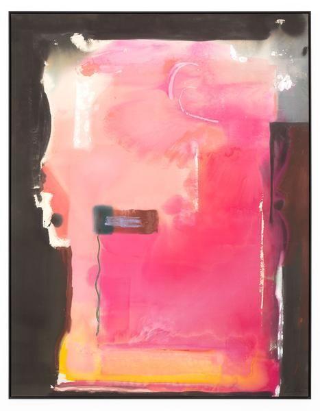 Morpheus, 1988, Acrylic on canvas, 116.14 x 90.55 inches, 295 x 230 cm, MMG#10894