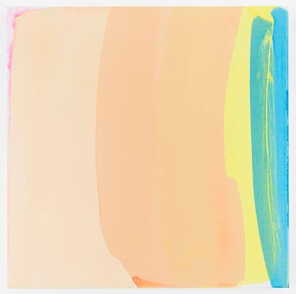 Movements (swell 3), 2015, Acrylic on linen, 45 x 45 inches, 114.3 x 114.3 cm, AMY#28113