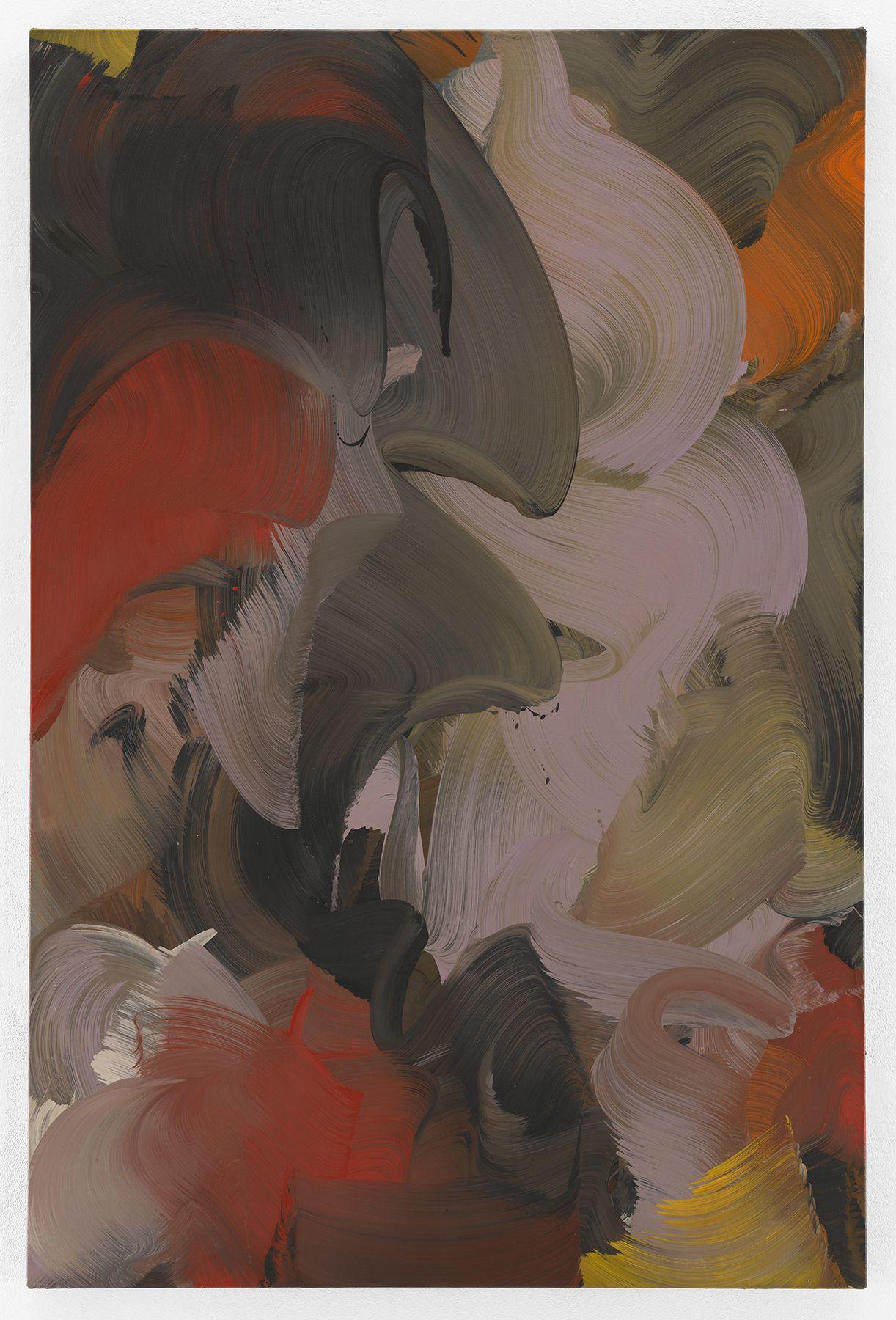 Fox's bride, 2018,Oil on canvas,59.5 x 39.5 inches,151.1 x 100.3 cm,MMG#30260