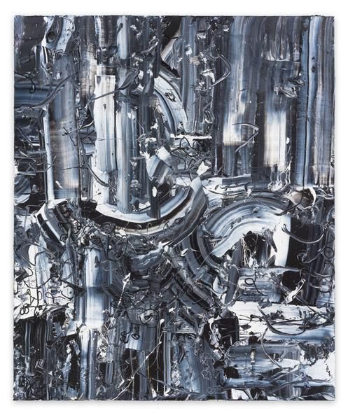 Miracle Mud, 2014, Acrylic on linen, 72 x 60 inches, 182.9 x 152.4 cm, MMG#22180