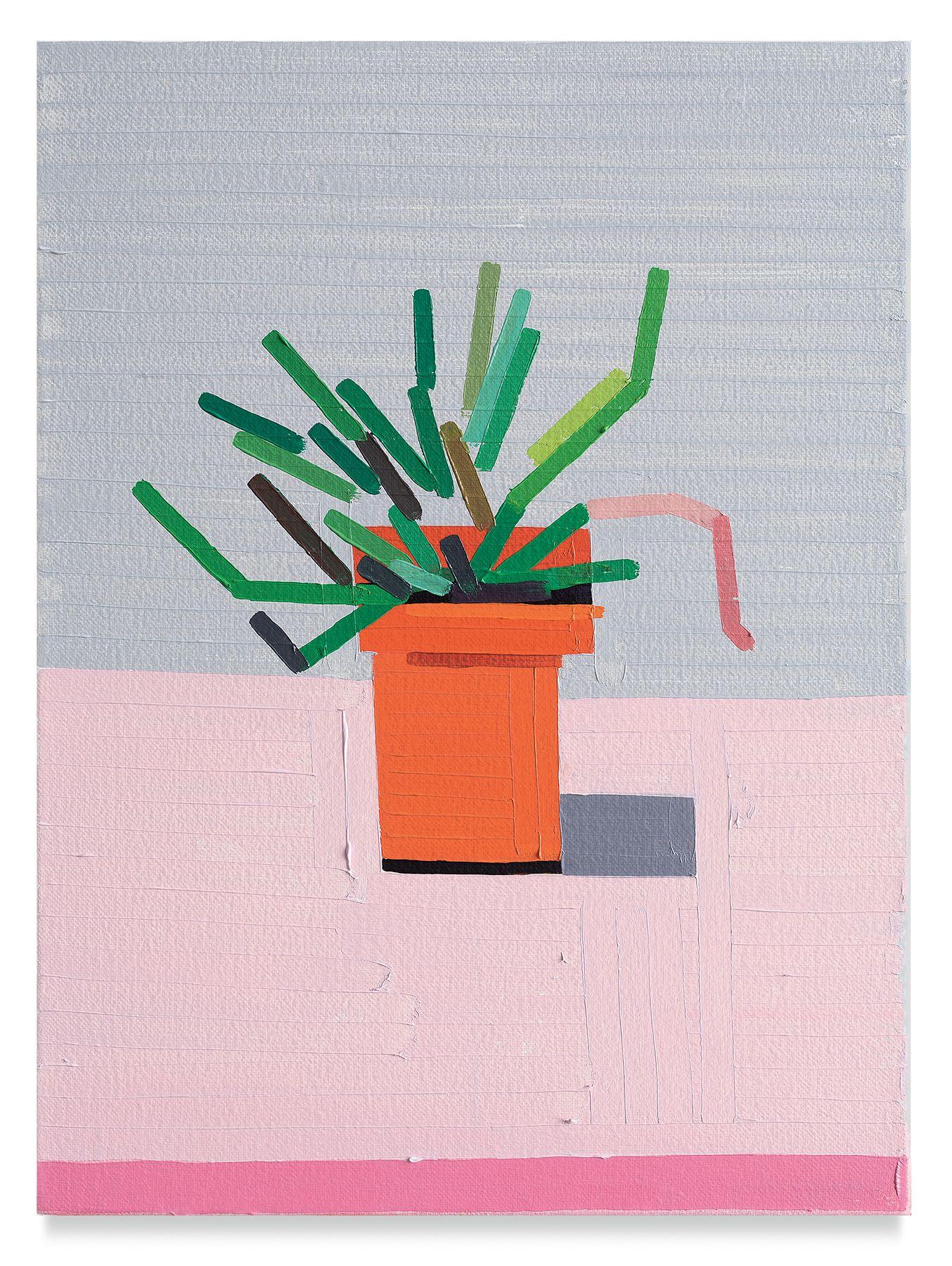 Guy Yanai, Lost Friend Plant, 2019