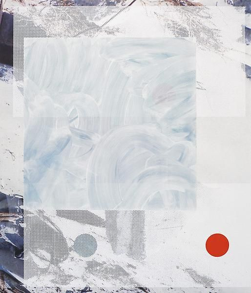 Lady Blue, 2014, Acrylic, oil, and UV cured ink on canvas over panel, 84 x 72 inches, 213.4 x 182.9 cm, A/Y#21417