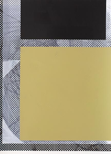 Untitled, 2014, Acrylic, oil, and UV cured ink on paper, 29 3/4 x 21 3/4 inches, 75.6 x 55.2 cm, A/Y#21427
