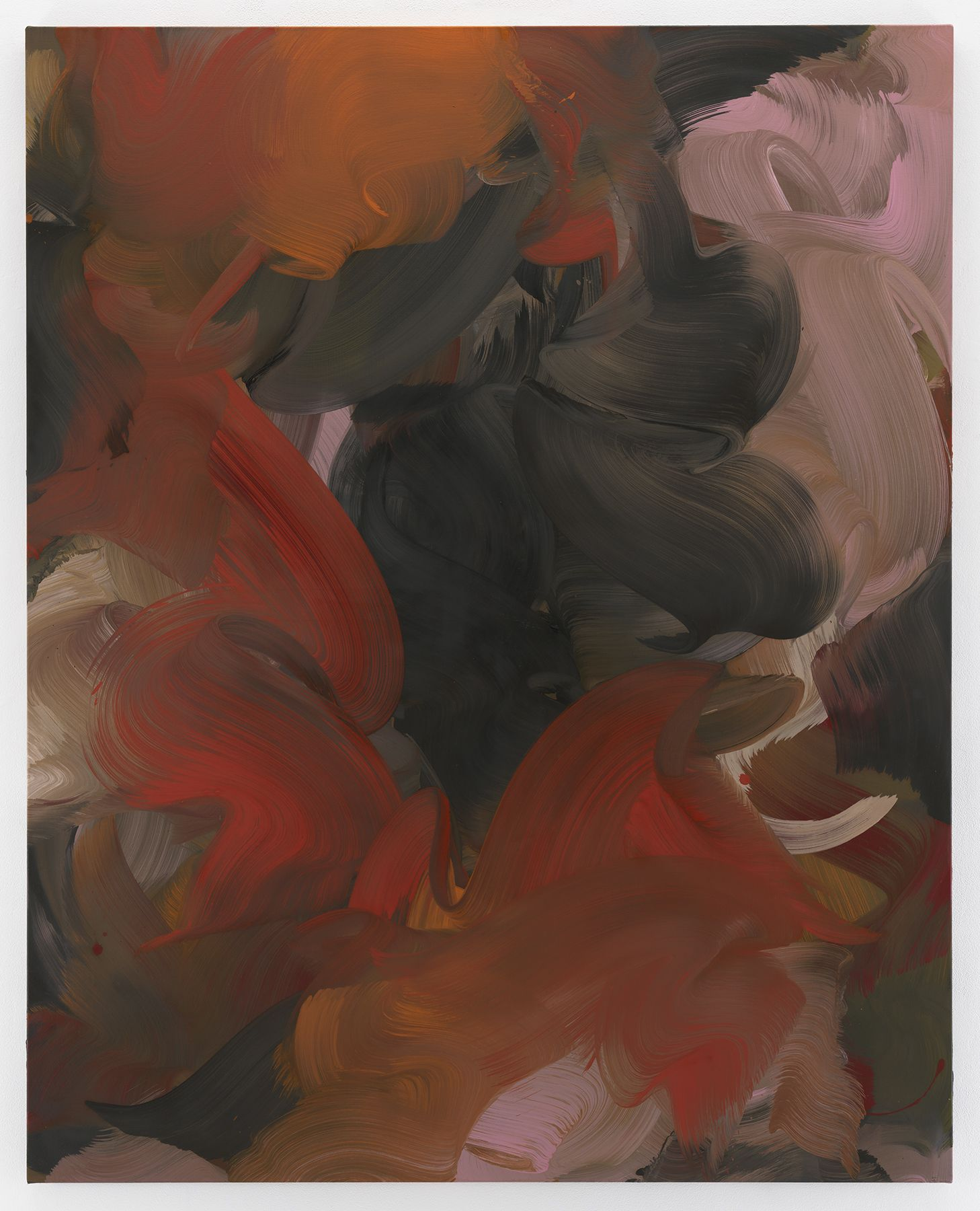 Fox's wedding, 2018,Oil on canvas,79 x 63 inches,200.7 x 160 cm,MMG#30269