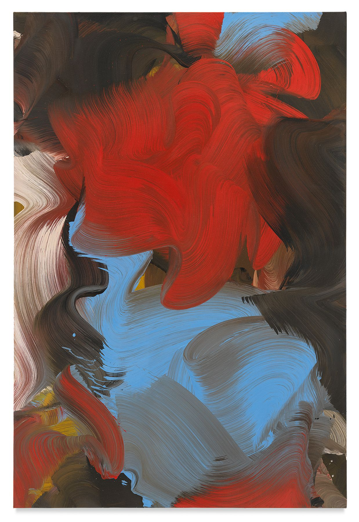 shuffle, 2018,Oil on canvas,59.5 x 39.5 inches,151.1 x 100.3 cm,MMG#30261