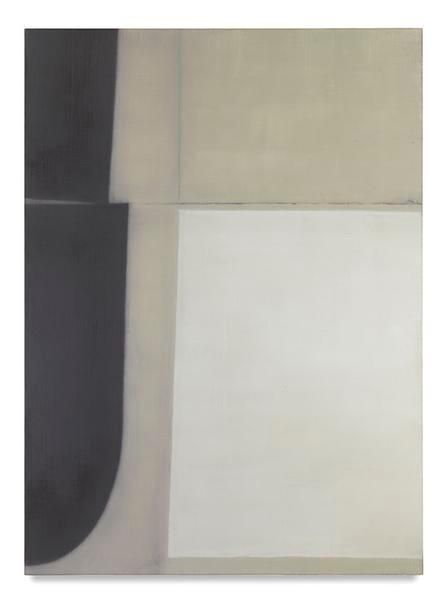 724 (Stammer, sidewalk), 2016, Oil on linen, 66 x 48 inches, 167.6 x 121.9 cm, MMG#28708