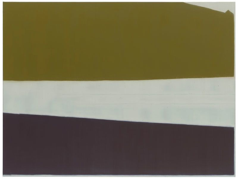 688 (Proximate cause), 2014, Oil on linen, 54 x 72 inches, 137.2 x 182.9 cm, MMG#22286