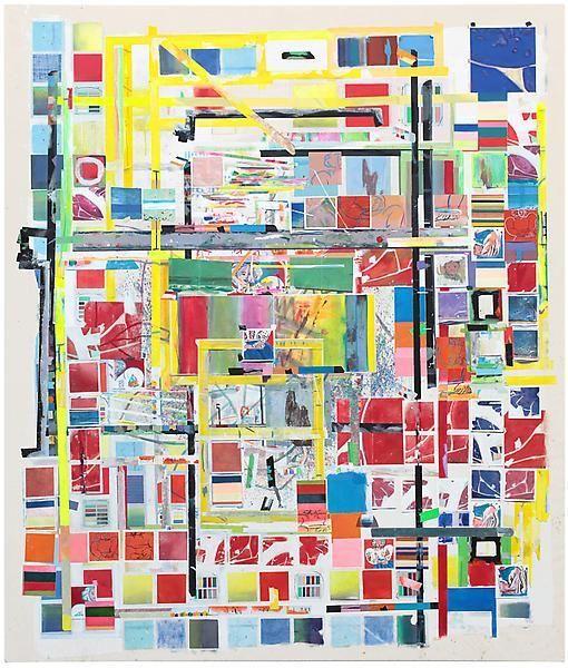 matisseasmodel, 2013, Acrylic on canvas, 70 1/2 x 60 inches, 179.1 x 152.4 cm, A/Y#21481