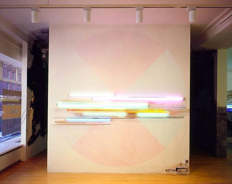 Buckets of Rain,2006, Installation at Ameringer | McEnery | Yohe