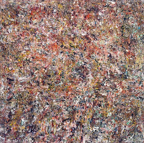"""""""A Minor Plain,"""" 2011-12, Oil on canvas, 72 x 72 inches, 182.9 x 182.9 cm, A/Y#20225"""