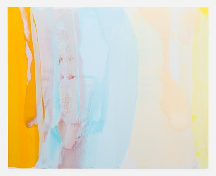 Movements (surge 4), 2016, Acrylic on linen, 68 x 84 inches, 172.7 x 213.4 cm, AMY#28154
