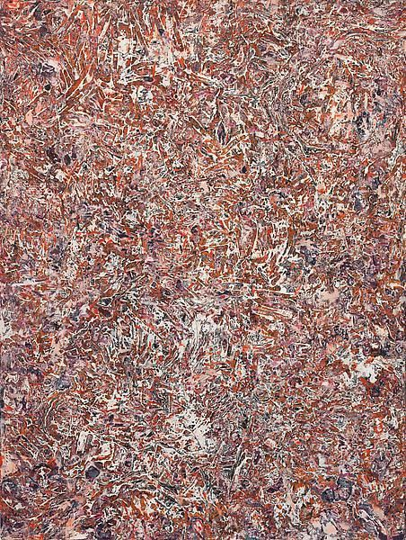 """""""Seven Years,"""" 2011-2012, Oil on canvas, 48 x 36 inches, 121.9 x 91.4 cm, A/Y#20345"""