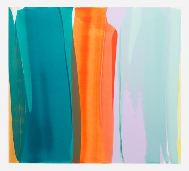 Movements (surge 3), 2016, Acrylic on linen, 60 x 66 inches, 152.4 x 167.6 cm, AMY#28153