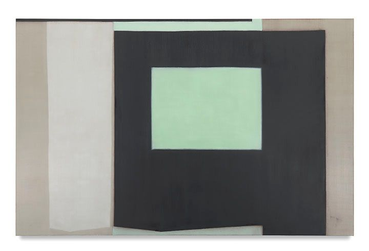 722 (Portage, noun or verb), 2016, Oil on linen, 54 x 84 inches, 137.2 x 213.4 cm, MMG#28705