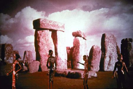 Laurie Simmons  Tourism: Pink Stonehenge, 1984