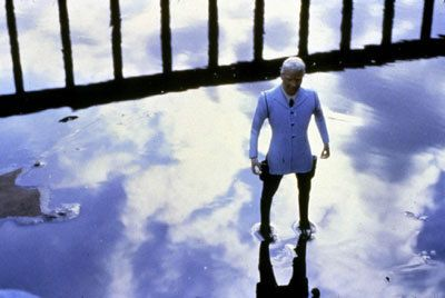 Laurie Simmons, Man/Sky/Puddle/Second View, 1979