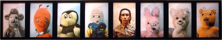Mike Kelley, Ahh...Youth, 1990