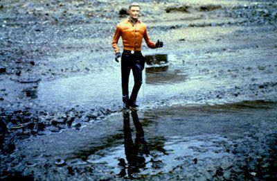 Laurie Simmons, Man/Puddle, 1979