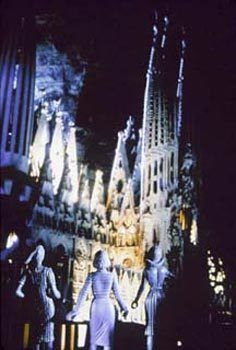 Laurie Simmons  Tourism: Barcelona (First View), 1984