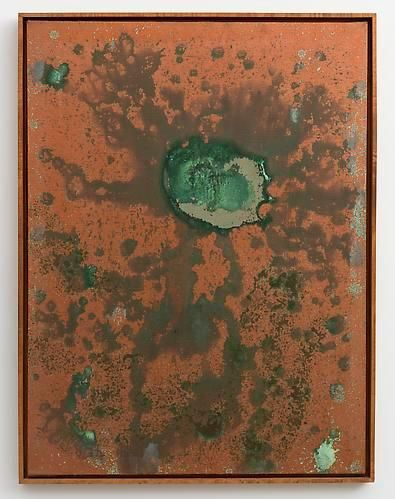 Andy Warhol Oxidation Painting,, 1978