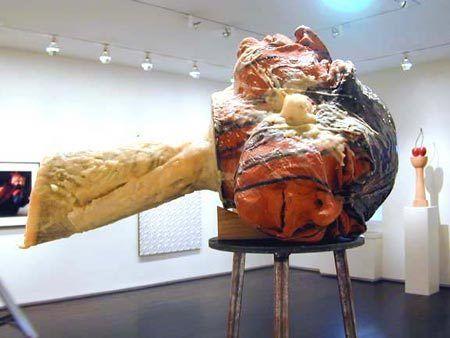 Thomas Schutte Untitled (Triple Head)