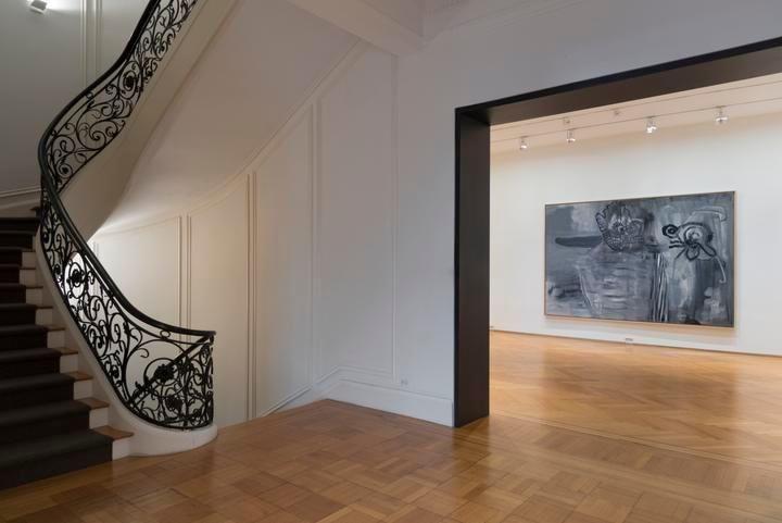 Installation View German Paintings