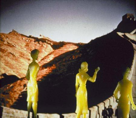 Laurie Simmons  Tourism: The Great Wall, 1984