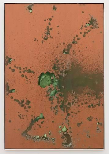 Andy Warhol Oxidation Painting, 1978