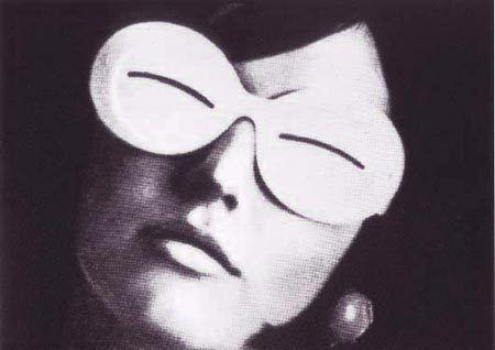 Richard Prince Untitled (Oriental Glasses)
