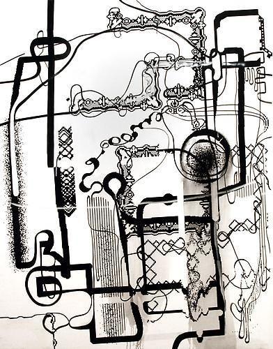 Albert Oehlen, Untitled (1), 1992/2004