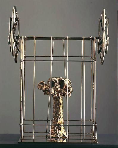 George Condo, The Trapped Priest, 2005