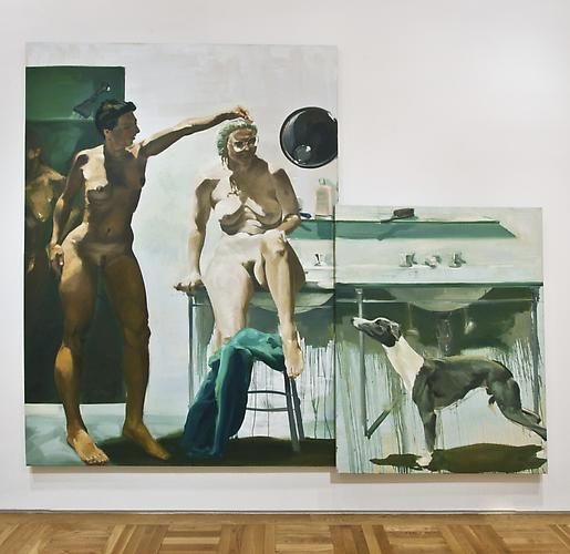 Untitled (Shower), 1989