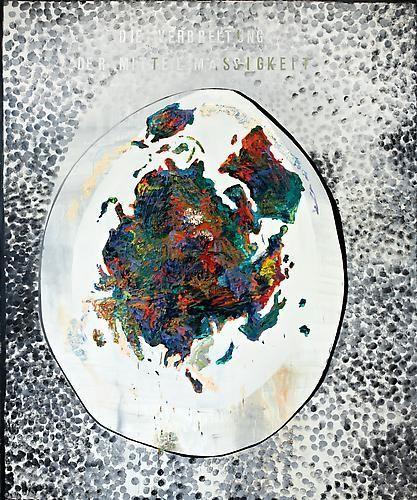 Martin Kippenberger, Die Verbreitung der Mittelmabigkeit, (The Spreading of Mediocrity), 1994
