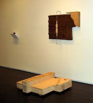 Sculptures and Objects, Skarstedt Fine Art, 2004.