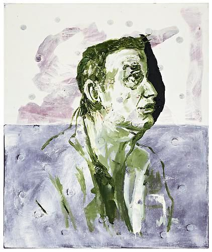 Martin Kippenberger, Untitled (from the series The Raft of Medusa), 1996