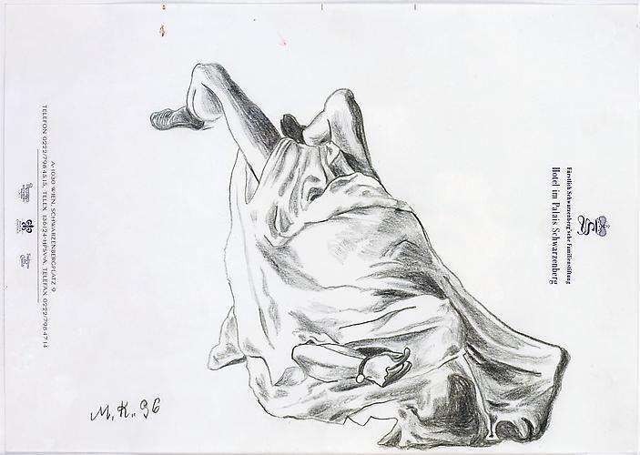 Martin Kippenberger, Untitled(Medusa), 1996