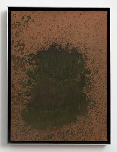 Andy Warhol Oxidation Painting, 1979