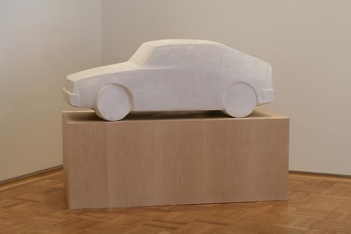 Fischli & Weiss, Car, 1989