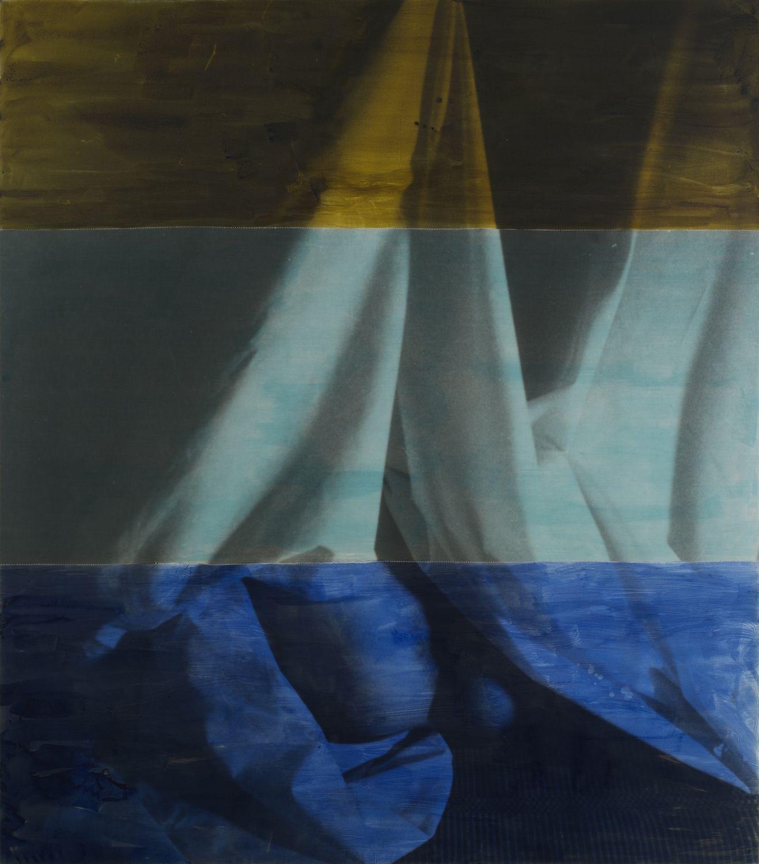 David Salle, Ghost 4, 1992
