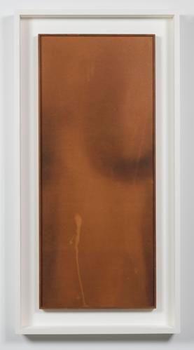 Yves Klein L'Eau, le feu et la marque du corps (F 131), 1961