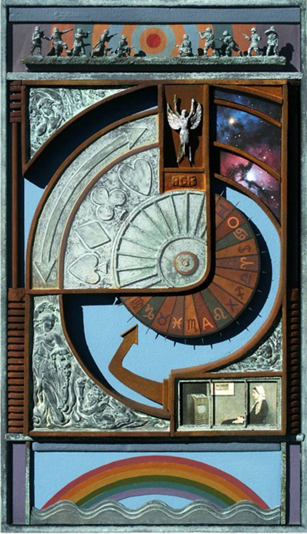 Ron Robertson, Wheel of Fortune II