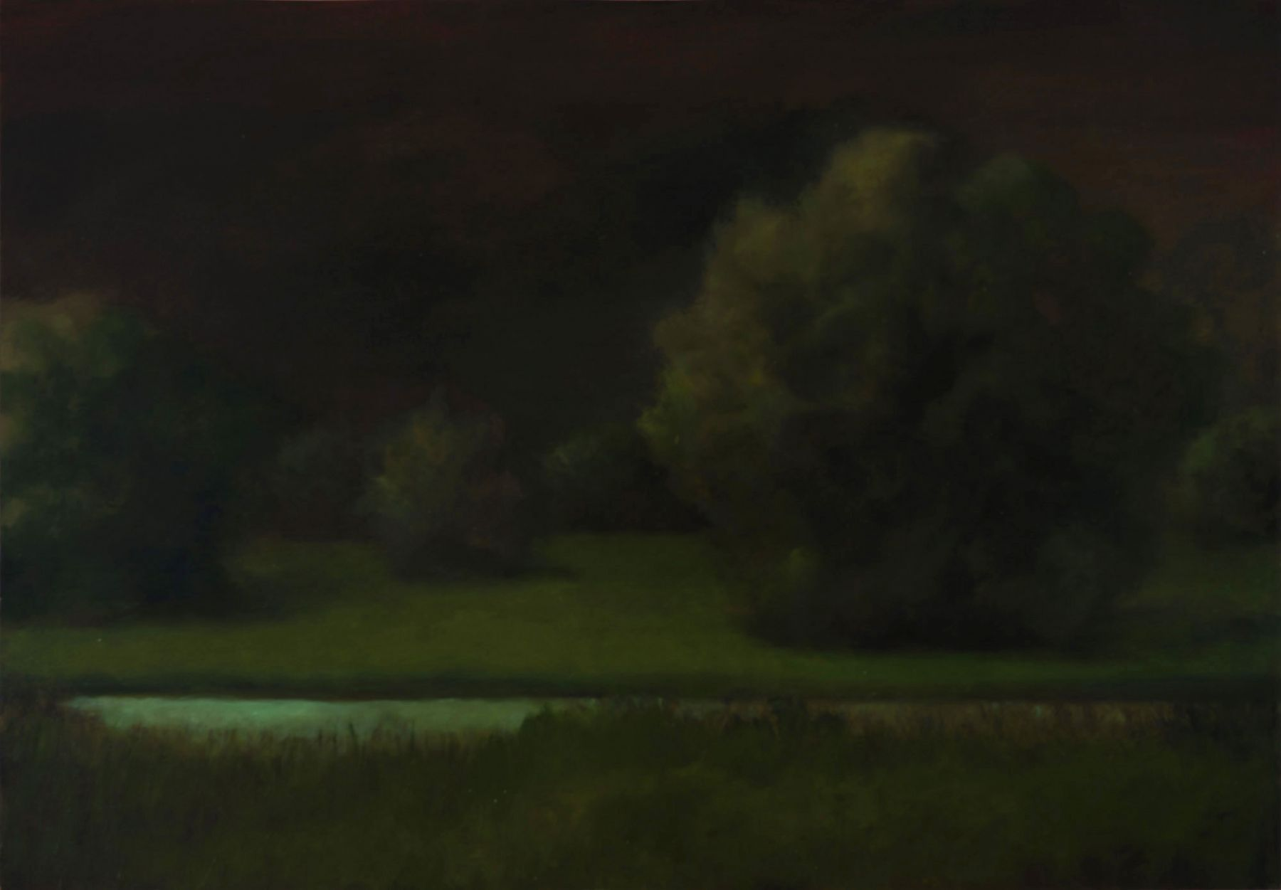 Chris Peters, Night Orchard