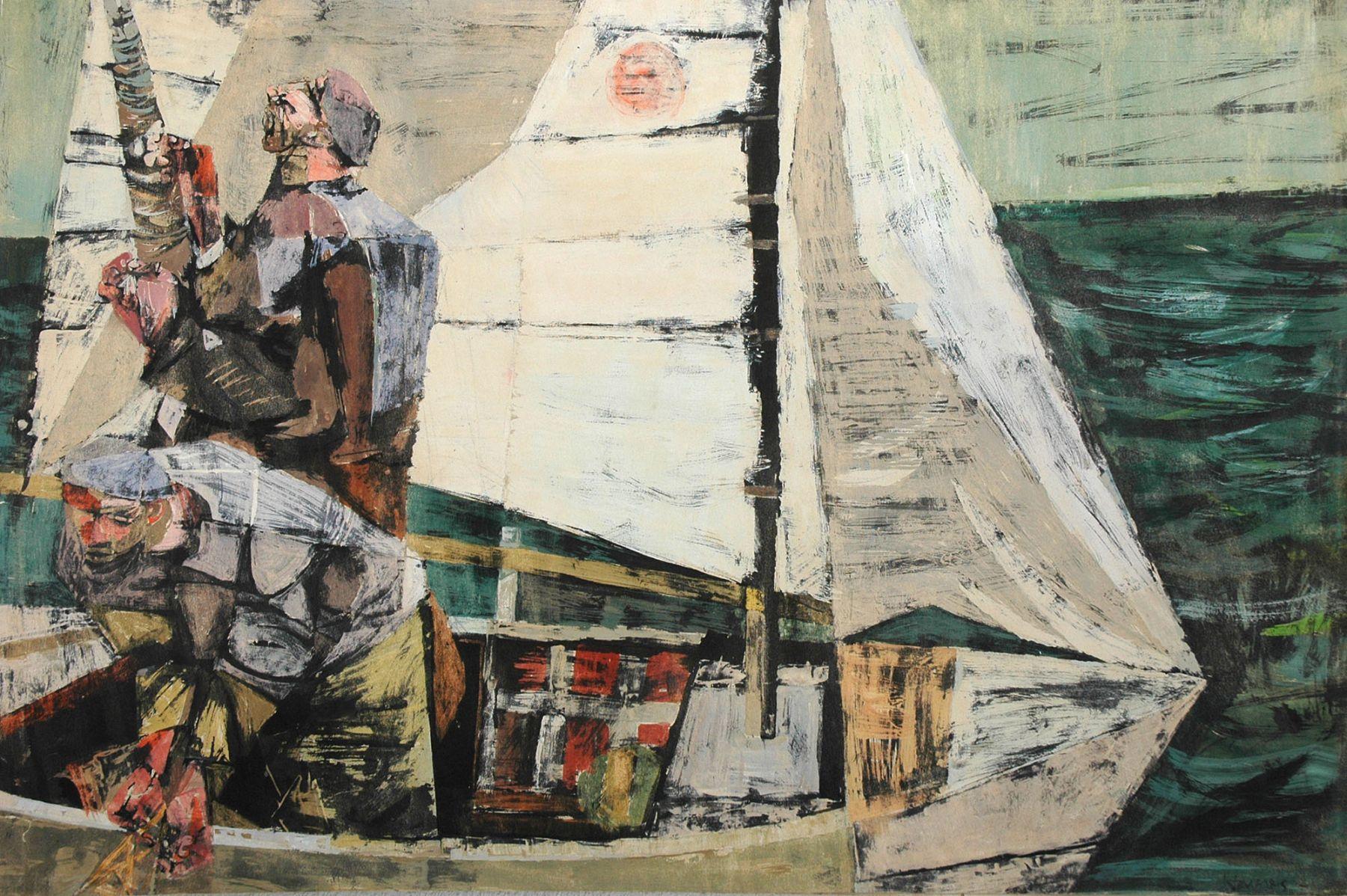 Richard Haines (1906 - 1984)  Sailors