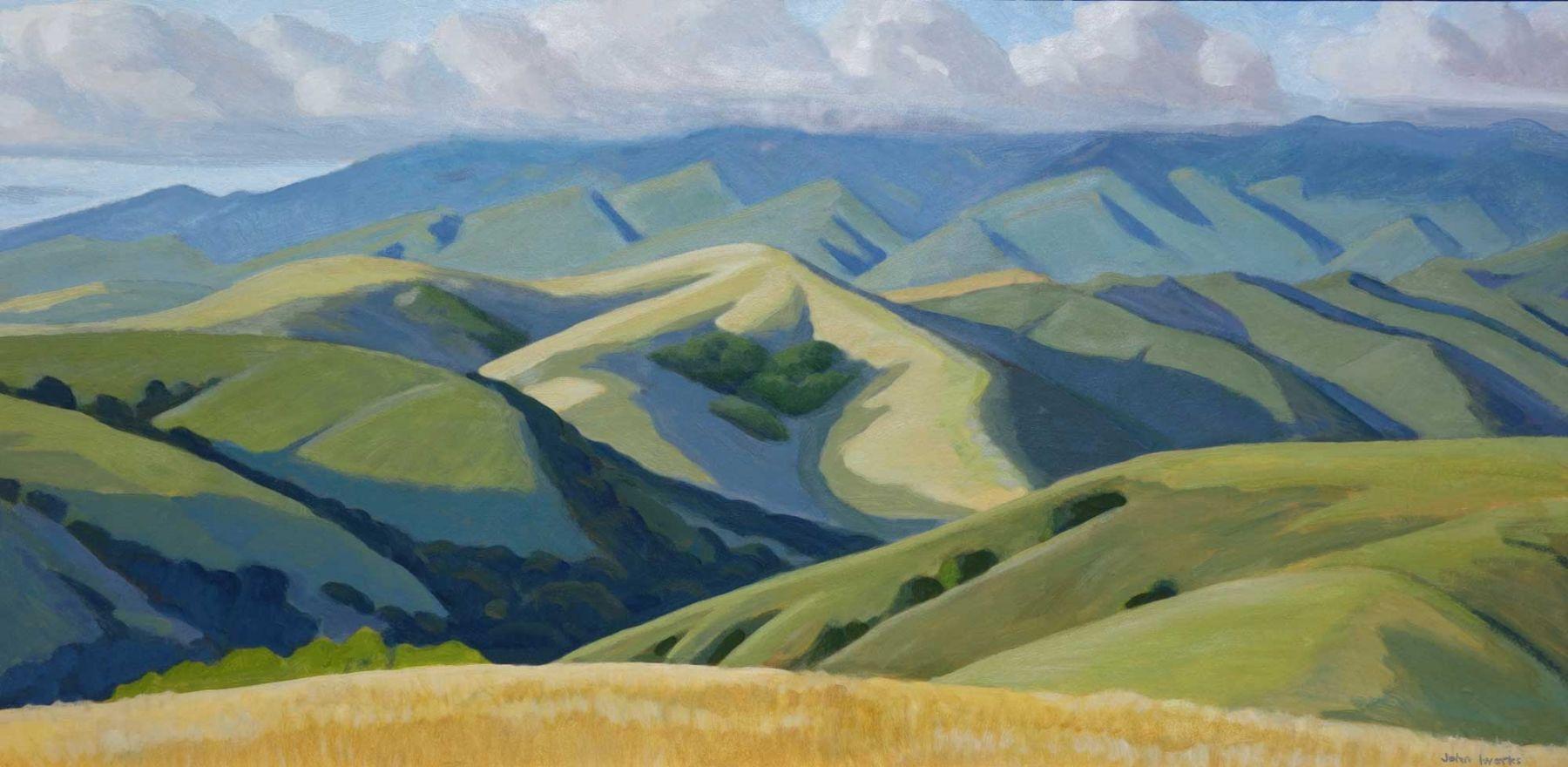 John Iwerks - Eagle Canyon