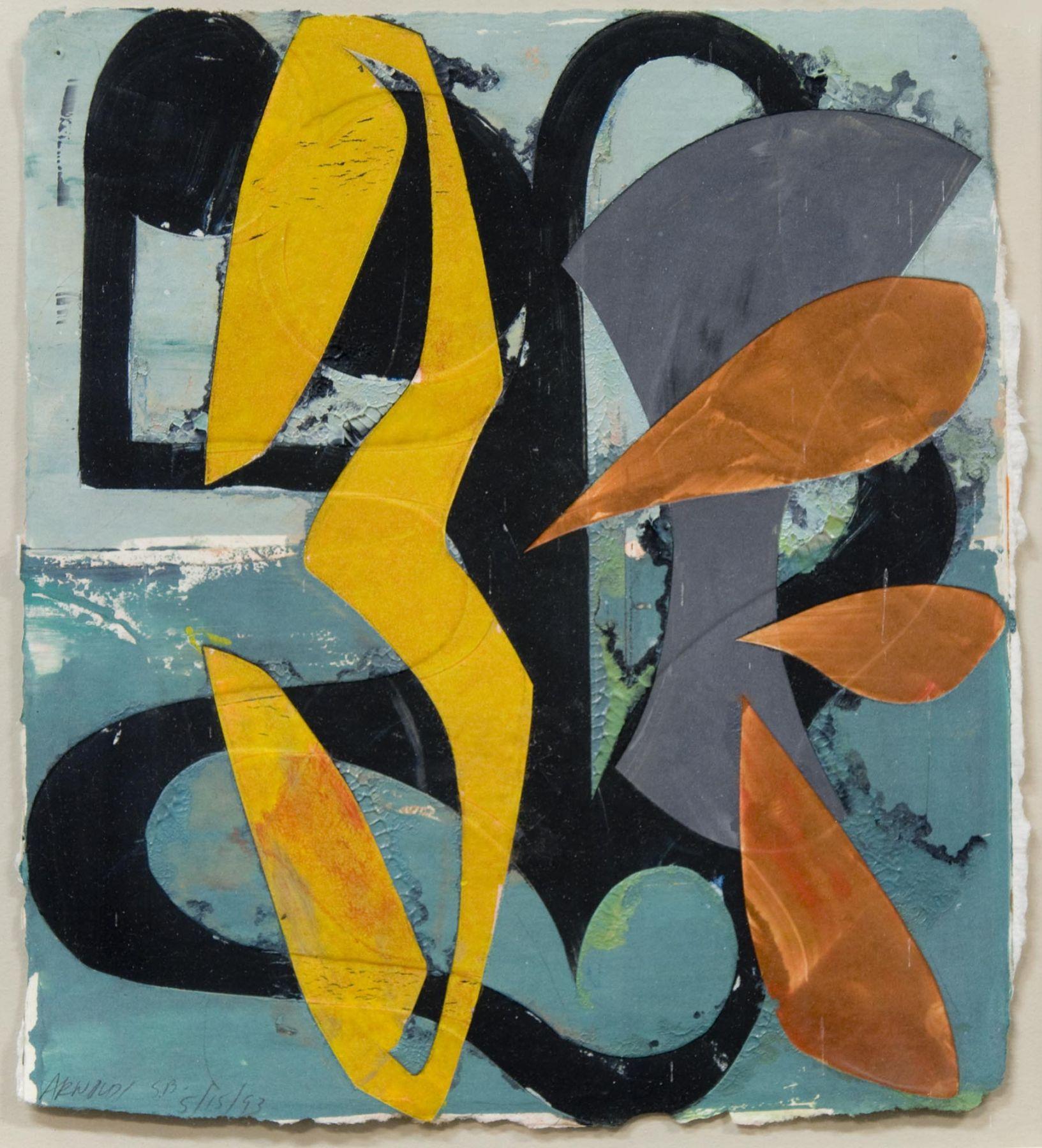 CHARLES ARNOLDI, Untitled, 1993