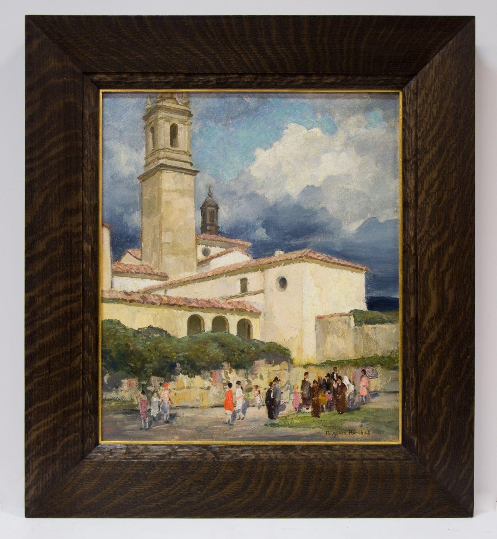 Douglass Parshall (1899-1990), St. Anthony's Monastery