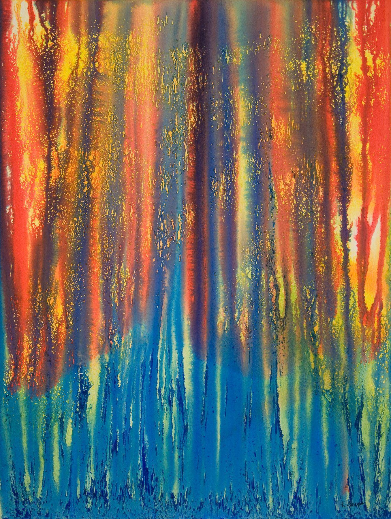 HARVEY LEEPA (1887-1977), Untitled 1, c. 1960