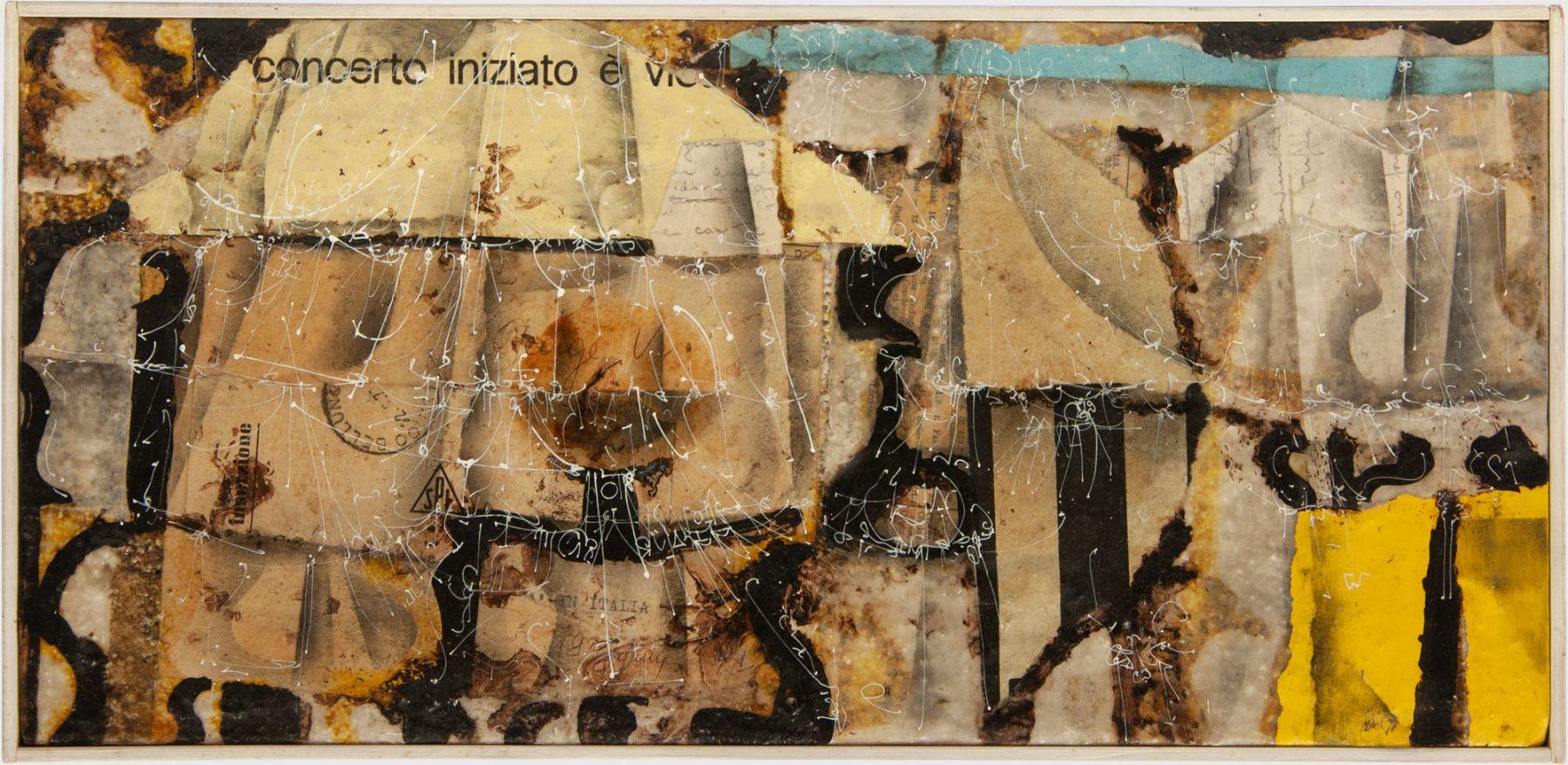 KEN NACK (1923-2009), Bulluno, 1974-77